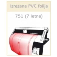 PVC folija 751 (7 letna)