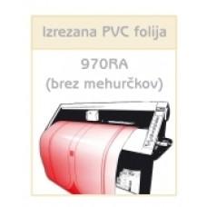 PVC folija 970RA (brez mehurčkov)