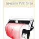 Izrezana PVC folija