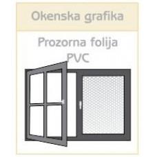 Prozorna foljia PVC